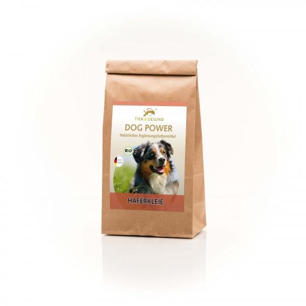 Dog Power Haferkleie (Bio)